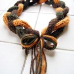 Tricoter un cordon