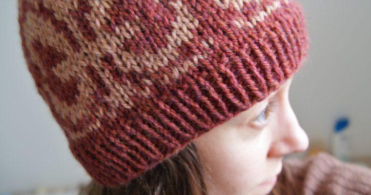 Tricoter avec plusieurs couleurs, la base