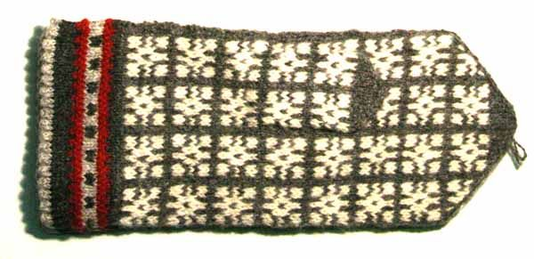Tricoter des mitaines : le pouce sans gousset