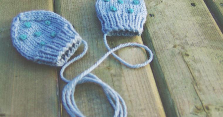 Picotin : mitaines pour bébé
