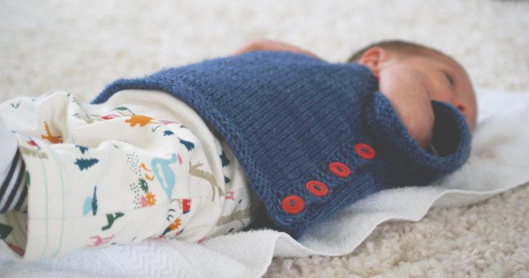 La garde-robe de Gustave, 0-6 mois