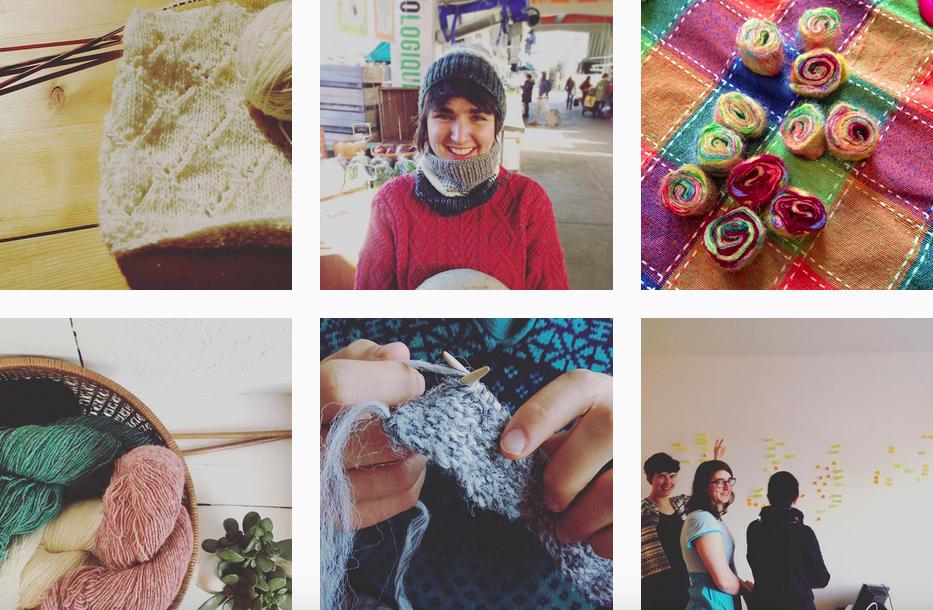 Rencontre avec Ficelle, boutique de laine et ateliers de tricot