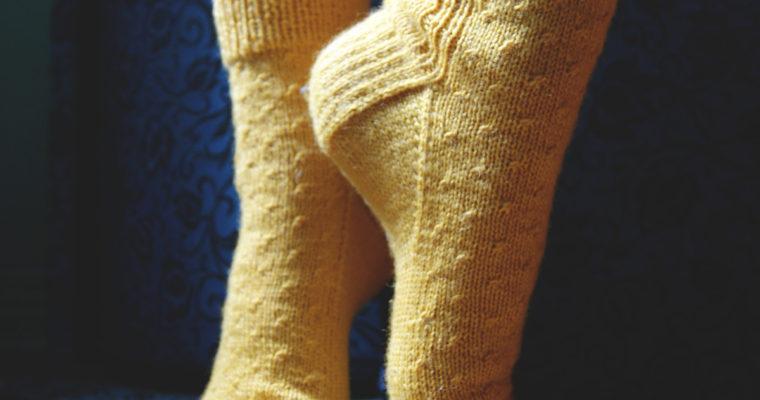 Canola Socks
