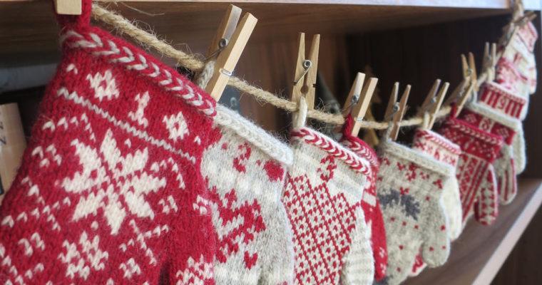 Les plus belles décorations de Noël tricotées